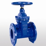 AWWA/ANSI 250Psi Non-Rising Stem Resilient Seated Gate Valve