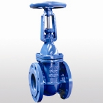 DIN 3352 F4 Rising Stem Solid Wedge Gate Valve