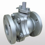 MSS / ANSI Full Bore Cast Iron Valve