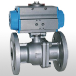 Tungsten Carbide Torghening Alloy Ball Valve