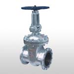 GB/DIN Wedge Cast Steel Gate Valve PN16