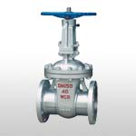 GB/DUN Wedge Cast Steel Gate Valve PN40