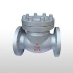 Cast Steel Swing Check Valve/class 150&  class 300