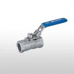 1PC Stainless Steel Ball Valve Reduce Port 1000WOG PN64