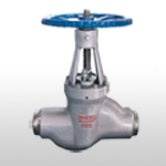 GB/DIN Power-station globe valve