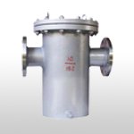 ANSI Cast Steel Basket Strainer