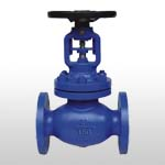 Globe Valve Bellow Seal acc to ANSI