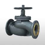 GB/DIN Standard Bellow Sealed Globe Valve