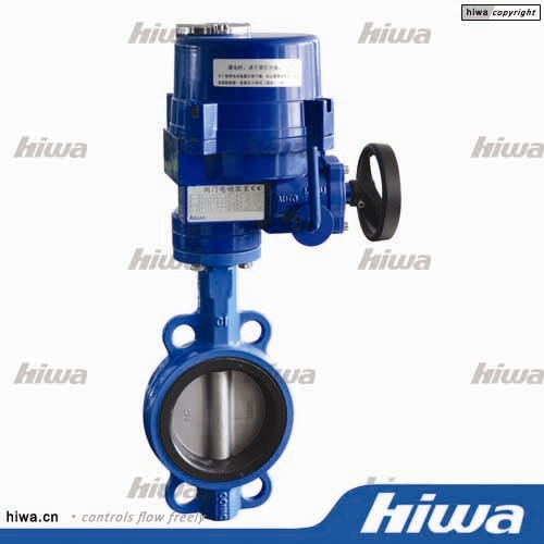 Electric Actuator-7(Wafer Soft Seal Butterfly Valve)