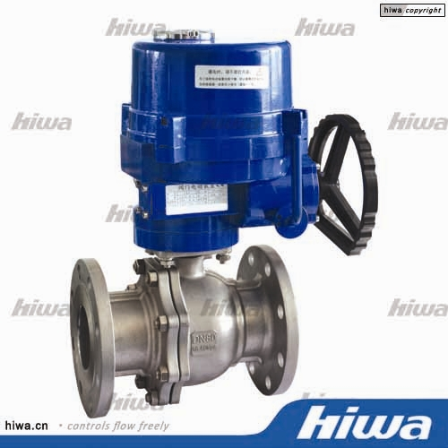 Electric Actuator-8(Stainless Steel Ball Valve)