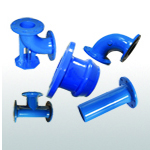 ISO2531/BS EN545 Ductile Iron Pipe Fittings