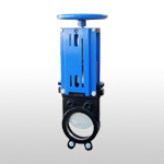 Z73 Knife gate valve