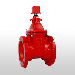 AWWA C515 Mechanical Joint Resilient Seated Gate Valve