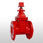JIS Resilient Seated Gate Valve